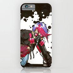Dystopian Dumpster Princess Slim Case iPhone 6s