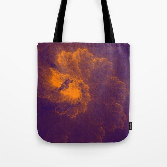 Fractal 8 Tote Bag