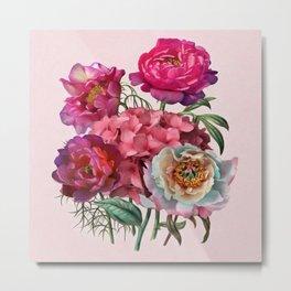 Flower garden V Metal Print