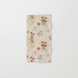 Carnivorous Floral Hand & Bath Towel