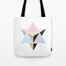 MI MERKABA - Light State Tote Bag