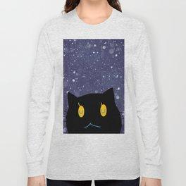 cat-387 Long Sleeve T-shirt
