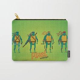 Ninja Turtles - Pixel Nostalgia Carry-All Pouch