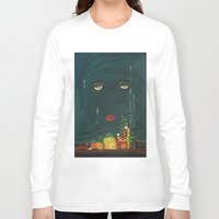 great gatsby Long Sleeve T-shirts featuring Gatsby by Julia Lopez