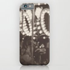Fuzzy Carousel - B&W Slim Case iPhone 6s