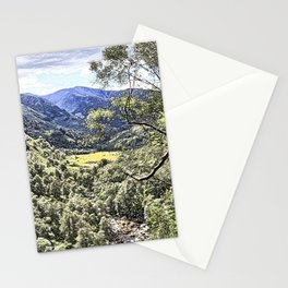 Nevis Gorge Stationery Cards