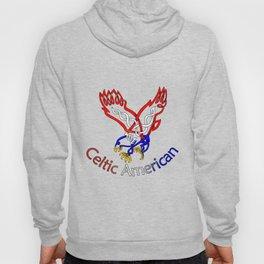 Celtic-American Eagle Knot Hoody