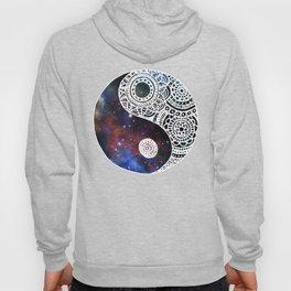 Galaxy Yin Yang Hoody