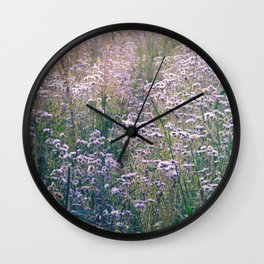 Come Into the Wilds Wall Clock
