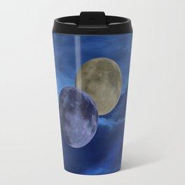 Sky and moons Travel Mug