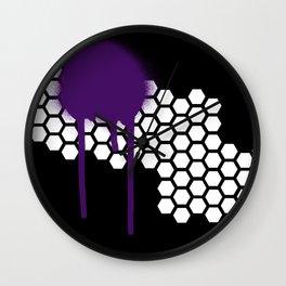 SPRAY PAINT Wall Clock