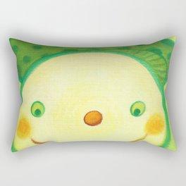 Happy Smile Rectangular Pillow