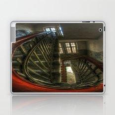 Fish eye stairs Laptop & iPad Skin