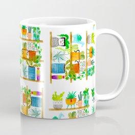 plant shelf Coffee Mug