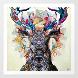 Unconfined Art Print