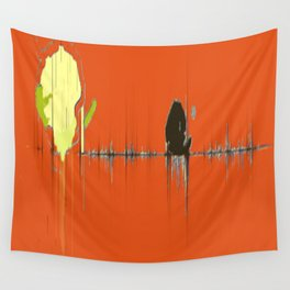 Abstracts Tango Wall Tapestry