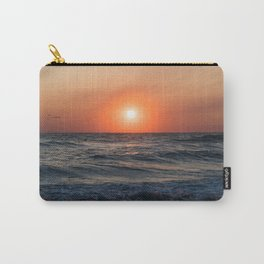 Canaveral Seashore Sunrise Carry-All Pouch