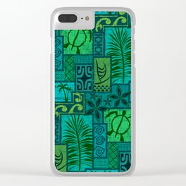Moku Malihini Clear iPhone Case