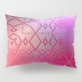 Summer of Retro (pretty pink) Pillow Sham