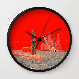 Squared: no country for creators Wall Clock