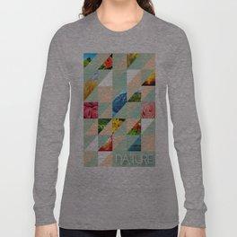 Triangle nature Long Sleeve T-shirt
