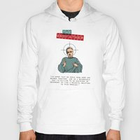 godfather Hoodies featuring The godfather by Marta Colomer