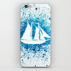 Ahoy iPhone & iPod Skin