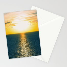 Sunset in July Stationery Cards