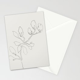 Floral Study No. 3 Stationery Cards