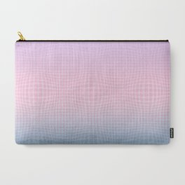 GINGHAM ILLUSION Carry-All Pouch