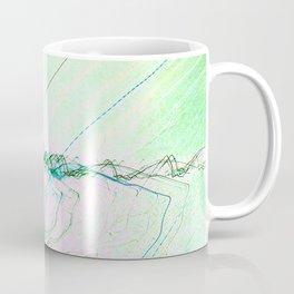 The Rush Aesthetic Coffee Mug