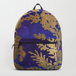 Golde Lace in the Night Sky Backpack