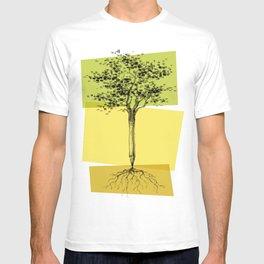 Ideas Don't Grow On Trees T-shirt