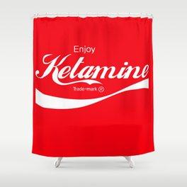 Enjoy Ketamine Shower Curtain