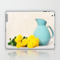 The Yellow Mums Laptop & iPad Skin