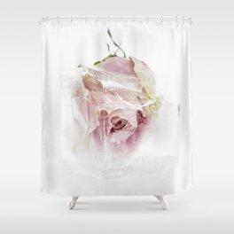 The Edges of Feeling 3 Shower Curtain