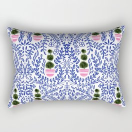 Southern Living - Chinoiserie Pattern Rectangular Pillow