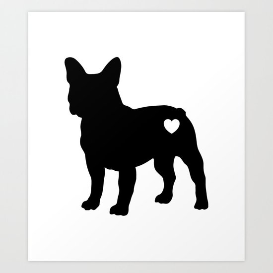 French Bulldog Puppy Frenchie Love by dodobob