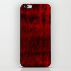 Blood drop  iPhone & iPod Skin