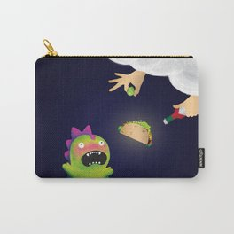 Tacosaurus Carry-All Pouch