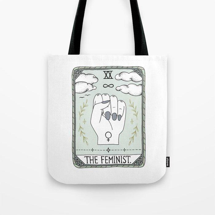 The Feminist Tote Bag