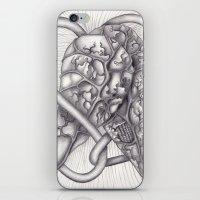 bond iPhone & iPod Skins featuring Eternal Bond by Graham Matthews
