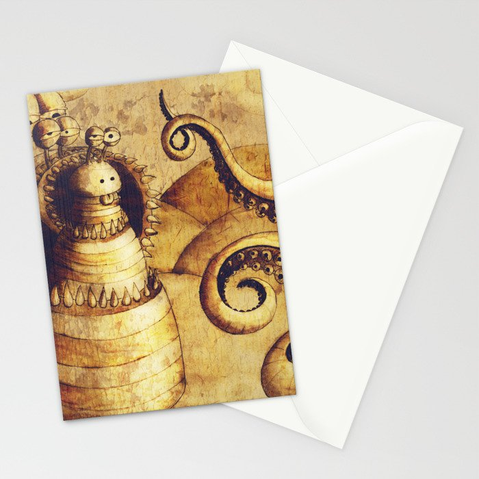 Brusuillis Stationery Cards