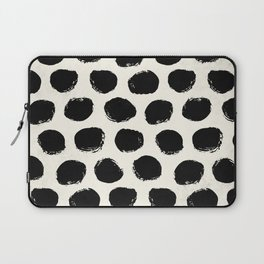 Urban Polka Dots Laptop Sleeve