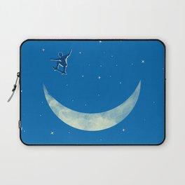 Moon Skater Laptop Sleeve
