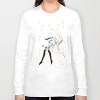 swan queen Long Sleeve T-shirts featuring Swan by Freeminds