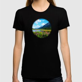 God's Country - Summer in Alaska T-shirt