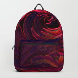 hote colors rose Backpack