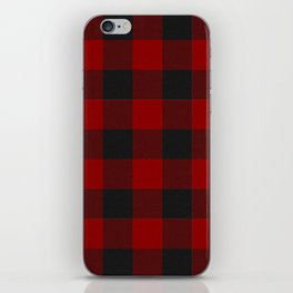 Clan MacGregor Tartan iPhone Skin