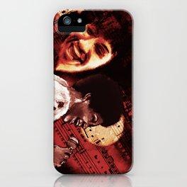 R.E.S.P.E.C.T.  iPhone Case